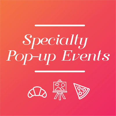 Specialty Pop Up Events Logo